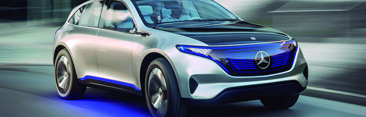 Mercede-Benz Concept EQ electrico Concesur