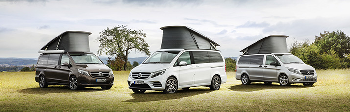 Nueva Mercedes Marco Polo HORIZON